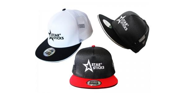 Кепка Snapback - Trucker з логотипом Star Sticks TM