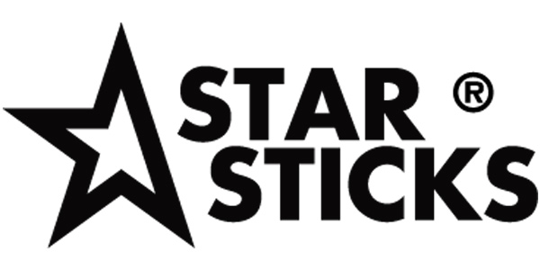 Наклейка StarSticks 100*55 мм