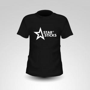 """Футболка c логотипом """"StarSticks"""""""