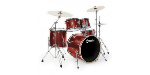 Ударная установка Premier 64099-44WR PHS MODERNROCK22 WINERED-W  | POWERHOUSE